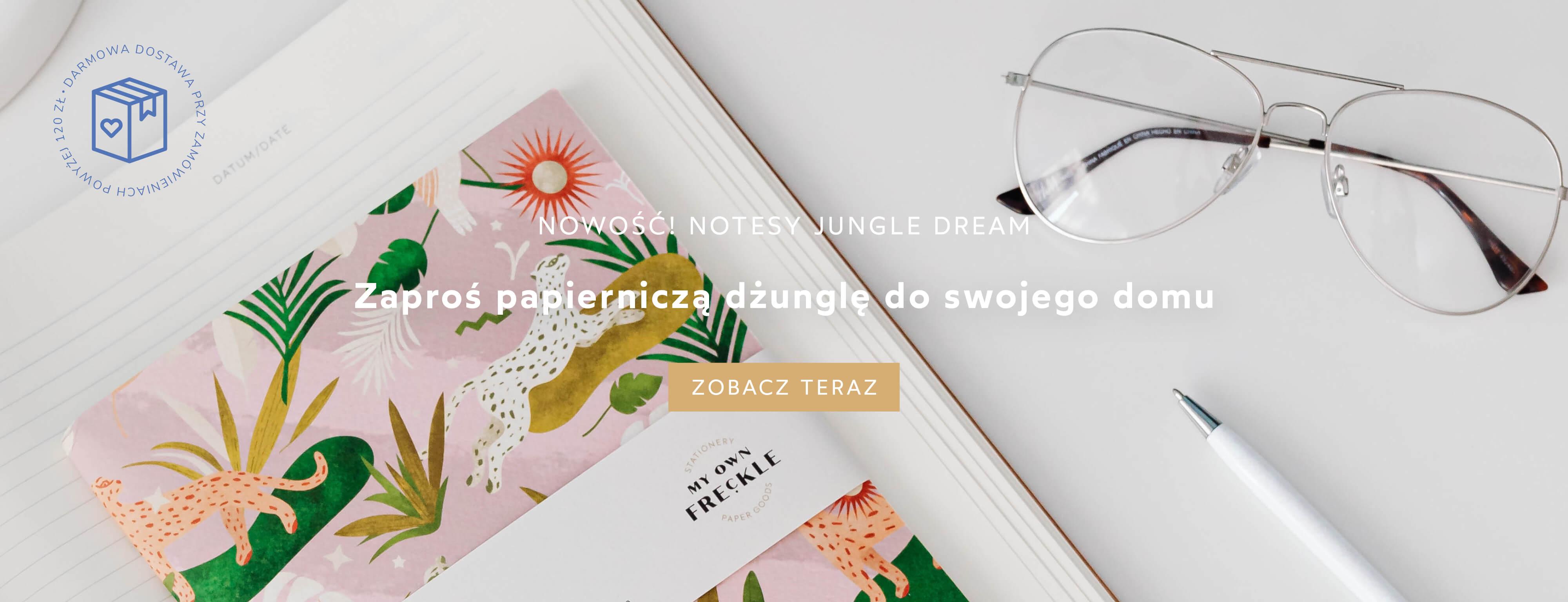 dream jungle notes